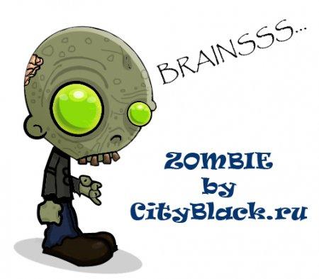 Как нарисовать зомби? 10 простых шагов