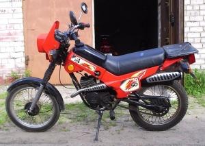 Моя история мотоциклов ИЖ и ЗиД