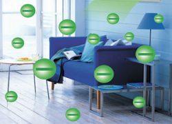 Ионизатор воздуха – чистая атомосфера в вашем доме