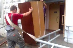 Перевозка мебели от компании «Диспетчер»