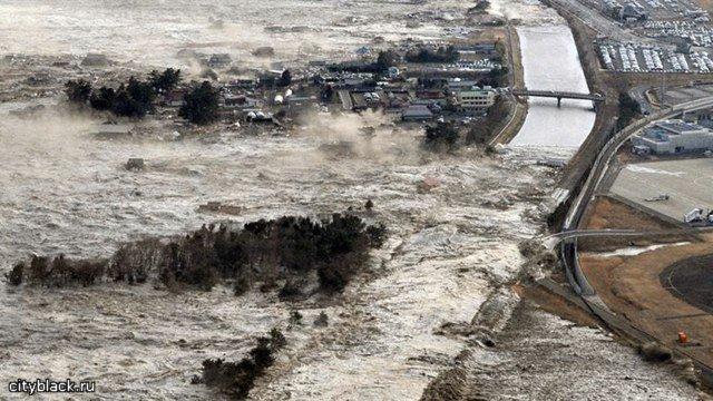 Катастрофа в Японии 2011 Цунами и Землетрясение