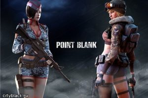 Point Blank feat Counter-Strike