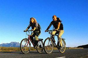 О пользе велосипедных прогулок