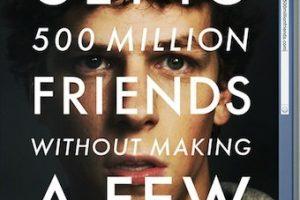 500 миллионов друзей / 500 million friends (фильм о FaceBook)