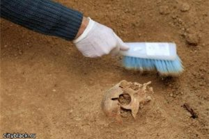 Древние находки археологов