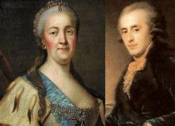 Фавориты Екатерины Великой и их роль в политике Российской Империи