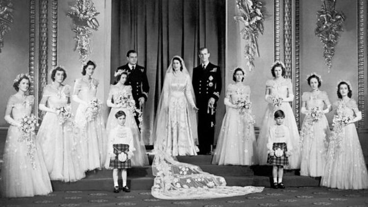 Свадьба принца Филиппа