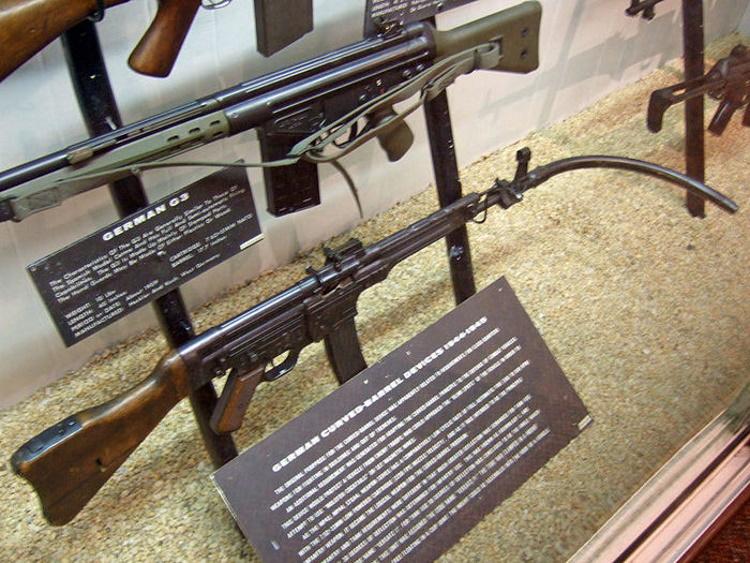 Самые дерзкие оружейные проекты Второй мировой